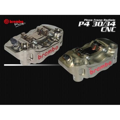 PINZE RADIALI BREMBO RACING CNC P4 30-34