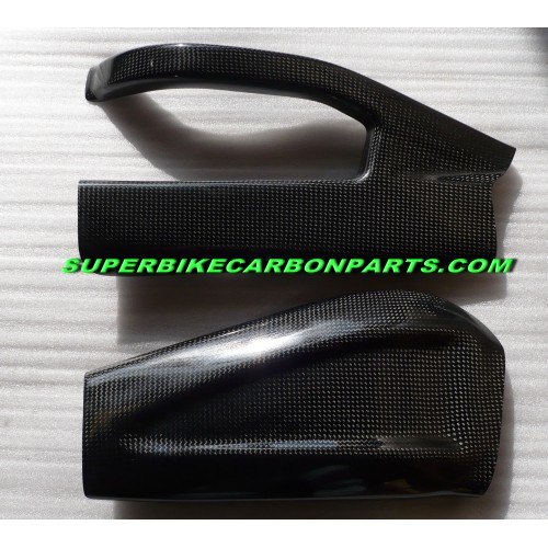 COVER FORCELLONE CARBONIO KAWASAKI ZX 636 2005 - 2007