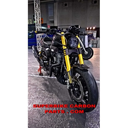 AVANTRENO SPECIALE CON FORCELLE OHLINS PER HARLEY DAVIDSON XR 1200