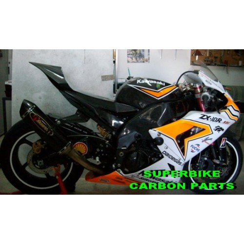 kawasaki zx 10 r - codone moto gp style